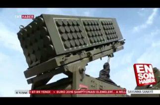 Türkiye'nin Füze Savunma Sistemi'nde geldiği son nokta