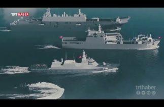 Savunma Sanayii Müsteşarlığı'ndan yeni tanıtım filmi