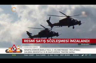 Türkiye Cumhuriyeti tarihinin tek seferde en büyük savunma sanayi ihracatı gerçekleştirildi