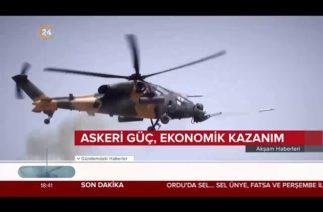 Türk savunma sanayii dünyada sınıf atladı… İşte göz kamaştıran o başarılar
