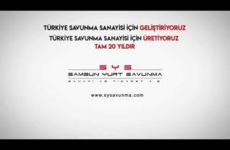 YERLİ SAVUNMA SANAYİ 'SAHA'YA ÇIKTI – SAHA EXPO2018 FUARI