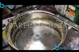 (Defense Industry) Capsul Feeding Vibration / (Savunma Sanayi) Kapsül Besleme Vibrasyonu