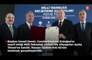 Türk Savunma Sanayii Son Bir Haftada Neler Oldu