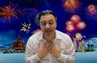 2019 Yeni Yıl Mesajı