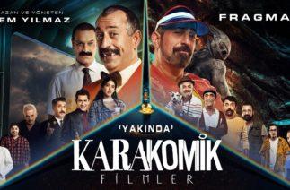 Karakomik Filmler 2Arada – Kaçamak | Fragman