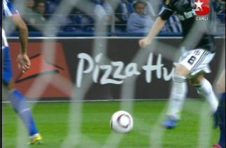 Nihat Kahveci – Porto maçındaki müthiş GOL 1-1
