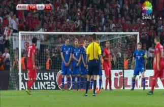 Türkiye 1 – İzlanda 0 (Gol:Selçuk İnan) 13.10.2015 / 13 Ekim 2015