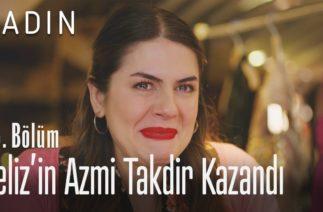 Yeliz'in azmi takdir kazandı – Kadın 45. Bölüm