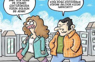 Bana da öyle geliyor . . ️Benzer paylaşımlar için sayfamızı takip ediniz️ @karikaturr_alemii @karikaturr_alemii…