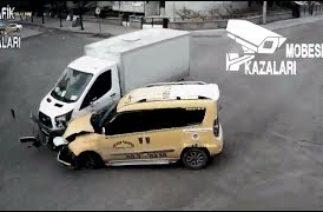 2017 Nisan Ayı Mobese Kazaları #Trafik Kazaları