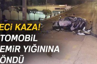 Başkent Ankara'da Trafik Kazası: 2 Ölü