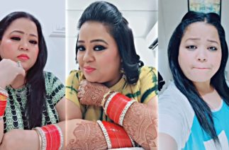 Bharti Singh Acts on Nepali Song | Tiktok Musically | Dialogue | Dance | Indian Comedian/Muser #60