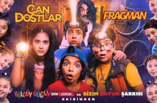 Can Dostlar – Fragman (18 Ocak'ta Sinemalarda)