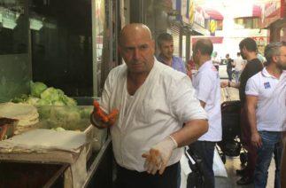 Cigkofteci Ali Usta – Müşteri ile komik diyalogları