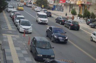 Dünyanın en saçma trafik kazası – 16 Ekim 2017 Ankara Dikmen