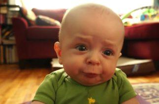 En Komik Bebek Videoları   Komik Videoları İzle