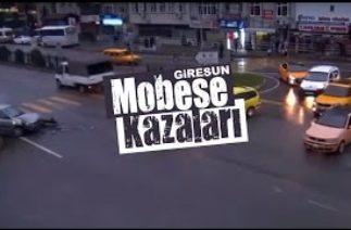 Giresun Mobese Trafik Kazaları
