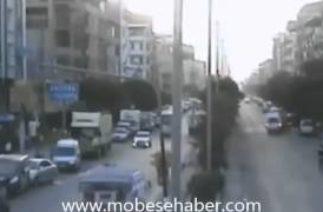 Iğdır Mobese Kameralarına Takılan Trafik Kazaları