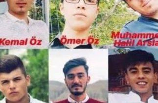 #Nallıhan'da Feci Kaza. 6 Gencimizi Kaybettik. Başımız sağolsun.