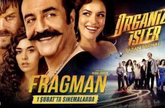 Organize İşler Sazan Sarmalı – Fragman (1 Şubat'ta Sinemalarda)