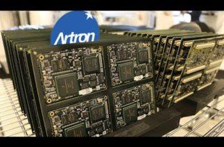 Savunma sanayii firmalarından; Artron