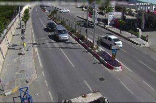 Siirt'te Kent Güvenlik Yönetim Sistemi'ne yansıyan trafik kazaları
