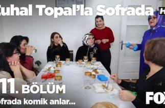 Sofrada komik anlar… Zuhal Topal'la Sofrada 111. Bölüm