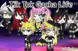 Tik Tok phiên bản Gacha life || By: Yuii-chan ||