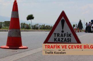 Trafik ve Çevre Bilgisi / Trafik Kazaları