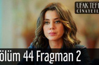 Ufak Tefek Cinayetler 44. Bölüm 2. Fragman