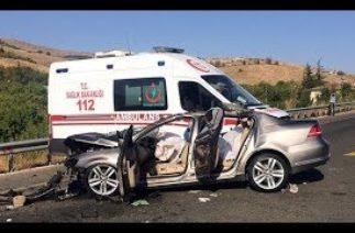 Ölümlü Kazalar 2018 +18 Psikolojiniz Sağlam Değilse İzlemeyin !!! HD