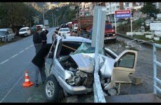 türkiye trafik kazaları 2017