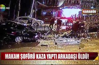 Karabük'te Feci Trafik Kazası