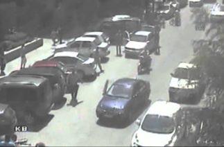 Hatay'daki trafik kazaları MOBESE'de