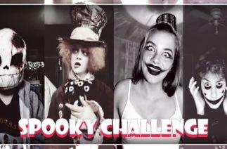 Spooky Challenge TikTok Compilation 2018