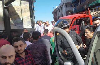 Trabzon'da Trafik Kazası.Üniversiteli Sema Hayatını Kaybetti
