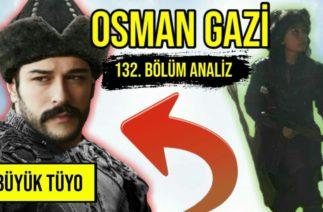 Osman Gazi Meydana Çıkıyor NELER OLACAK- BÜYÜK TÜYO – DİRİLİŞ ERTUĞRUL 132.BÖLÜM 2 FRAGMAN ANALİZİ