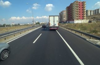 İzmir Menemen de Büyük Trafik Kazası
