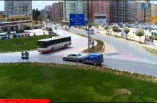 İzmir'in MOBESE kazaları