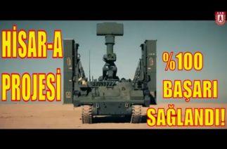 İsmail Demir: HİSAR A Projesinde %100 Başarı Sağlandı! Savunma Sanayi