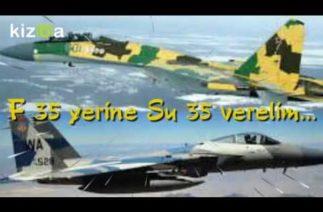 Türkiye Su 35 Savaş uçağımı alıyor ?Savunma Sanayi