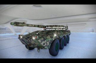 Savunma Sanayi Tanıtımları – Animasyon