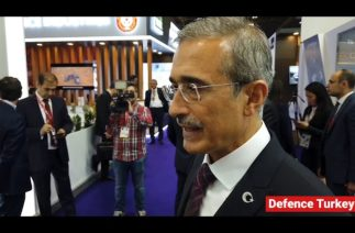 DSEI 2019- Savunma Sanayi Başkanı Fuar Değerlendirme