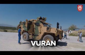 Barış Pınarı Harekatı Yerli Savunma Sanayii Ürünleri