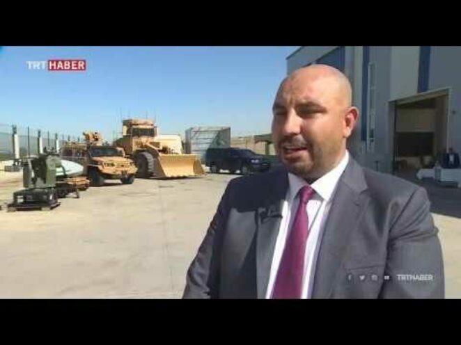 Best Grup Savunma Sanayi / TRT Haber