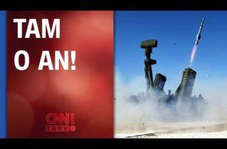Yerli hava savunma füze sistemi Hisar-A, atışlı testi başarıyla geçti