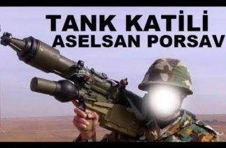 TANK AVCISI ASELSAN PORSAV FÜZESİ !! 2019 Savunma Sanayi