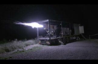 Türkiye Savunma Sanayi Elektromanyetik Top (Railgun) Cinematic Video