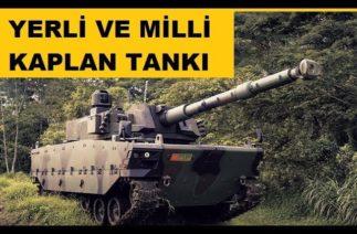 """YERLİ VE MİLLİ """"KAPLAN TANKI"""" SERİ ÜRETİME BAŞLADI / 2019 Türk Savunma Sanayi"""