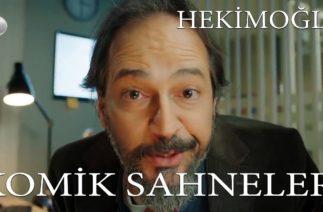 Hekimoğlu Komik Sahneler Doktor Ateş Hekimoğlu Sahneleri